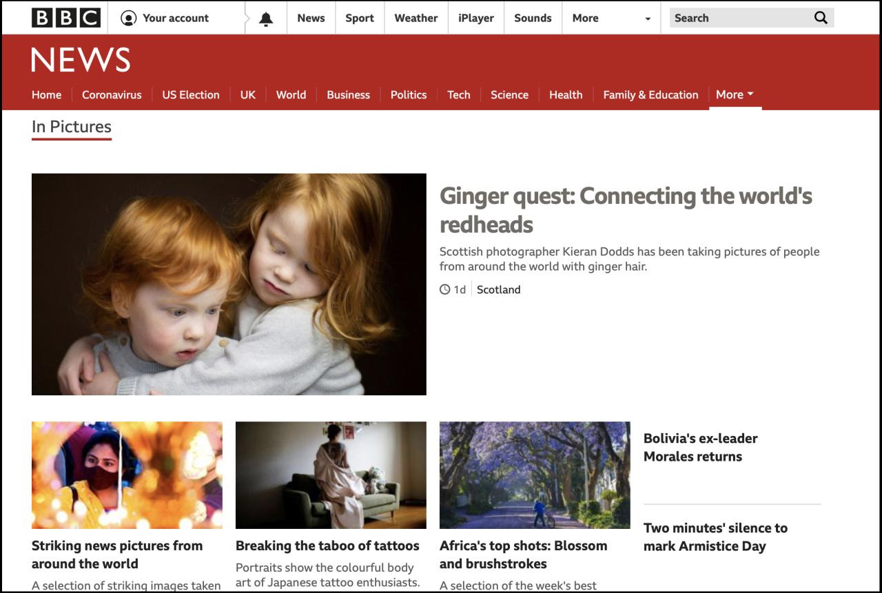 Kieran Dodds BBC News Interview, November 2020