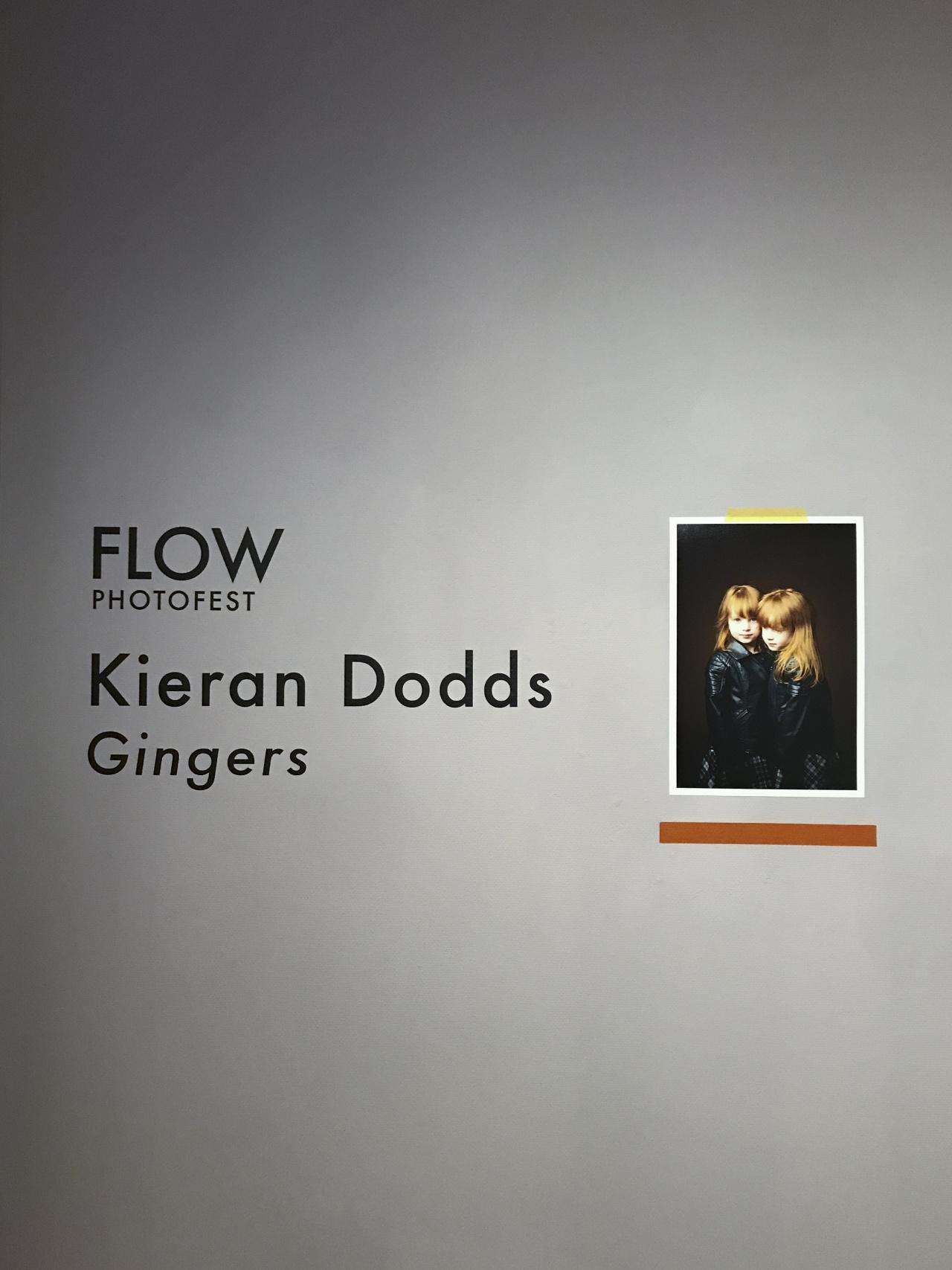 Kieran Dodds Gingers at Flow PhotoFest, Inverness, UK, September 2017